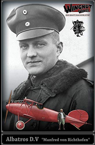 WNW32601 1:32 Wingnut Wings Albatros D.V 'Manfred von Richthofen' [MODEL BUILDING KIT] from Wingnut Wings