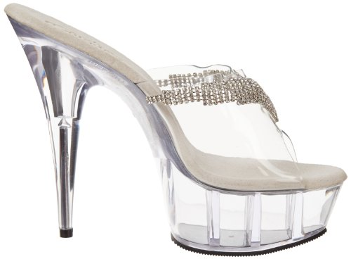Pleaser CLR DELIGHT CLR UK 3 5 601 36 EU vvtqdwr