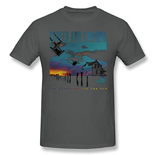 Adult T-Shirt XL 3dRose Danita Delimont ts/_315185 Colorful Glass with Motion Blur Effect Abstracts