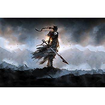 Amazon.com: CGC Huge Poster GLOSSY FINISH - Hellblade ...