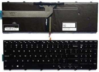 New Genuine Dell Inspiron 15 3000 and 15 5000 Series Keyboard Backlit MP-13N73US-442
