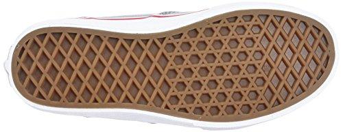 Vans Yt Winston, Zapatillas para Niños Gris (Woven)