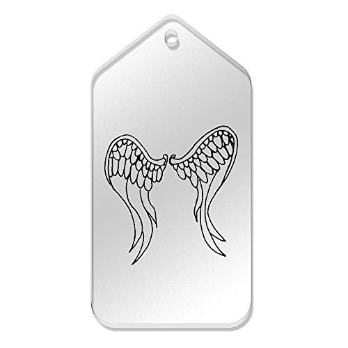 Grande Etiquetas Claras De 51 Mm 99 tg00073716 Angel' 'alas 10 X 4Xwqxn15Wa