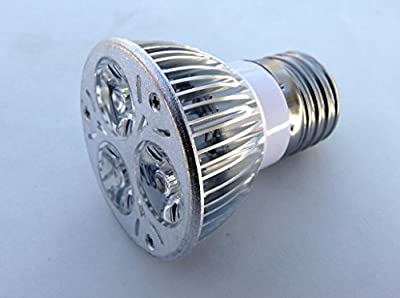 LED 940nm IR Infrared light Bulb E27 covert illuminator invisible no glow