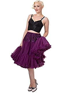 "Light Pink Rockabilly Vintage Soft 26/"" PLUS SIZE Petticoat Skirt Banned Apparel"