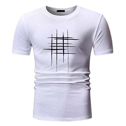 Men t Shirts Graphic Personalit Short Sleeve Crew Neck Casual Slim Fit Quick-Dry Tops Mens Summer Fashion 2019