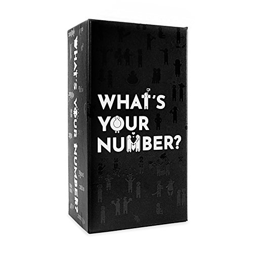 What's Your Number? Card Game: The All Ages Party Game of Polarizing Opinions - Family Edition