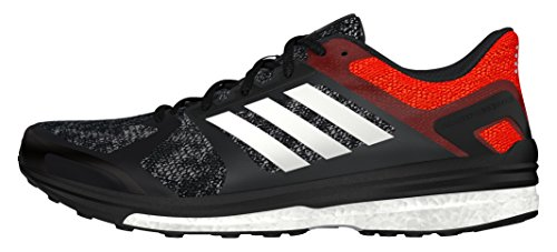 Adidas Super Nova Opeenvolging 9 Mannen Loopschoenen Zwart (kern Zwart / Wit Ftwr / Bold Oranje)