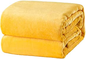 Bedsure Flannel Blankets and Throws