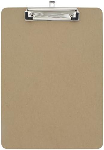 Emraw Standard Clipboard Hanging Hardboard