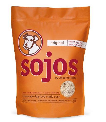 Sojos Original Dog Food Mix, 25 lb, My Pet Supplies