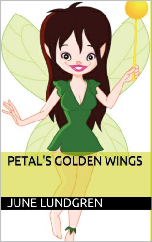 Book cover image for Petal's Golden Wings