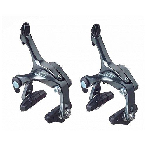 (Shimano Tiagra BR-4700 Brake Caliper Set Road Bike (Front & Rear Brakset, Retail Package))