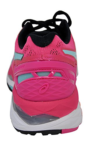 ASICS Womens Gel-Kayano 23 Running Shoe Pink/Blue/Coral FZrhDua