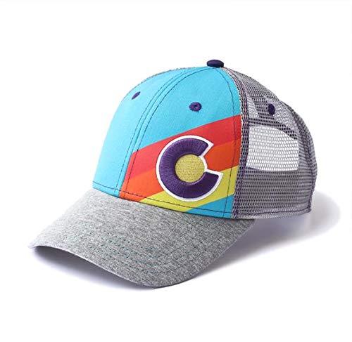 Summerfest Kids Incline Colorado Trucker Hat