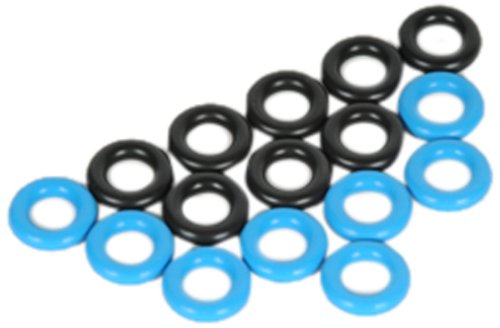 ACDelco 217-1555 GM Original Equipment Fuel Injector O-Ring Kit with 16 O-Rings 217-1555-ACD