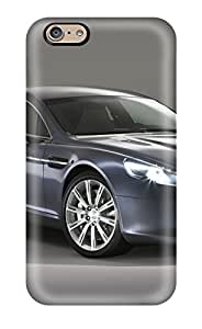 Jeremy Myron Cervantes Snap On Hard Case Cover Aston Martin Rapide Car Protector For Iphone 6