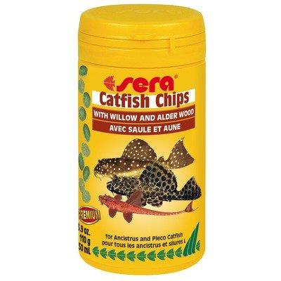 (Catfish Chips Fish Food Size: 100 ml )