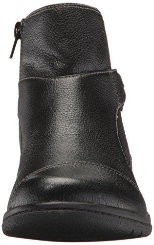 Leather Bootie Black Women's Work Cheyn Ankle CLARKS Y6Tfw