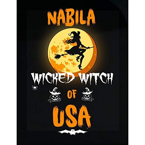 Inked Creatively Nabila Wicked Witch of USA -
