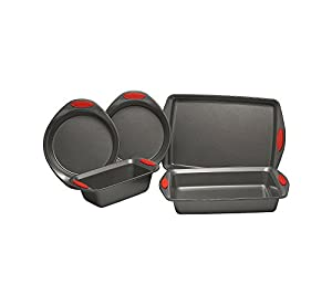 Rachael Ray Yum-o! Nonstick Oven Lovin' 5-Piece Bakeware Set