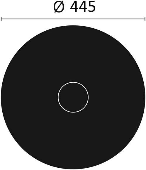 NMC Rosette C25 C25 445 mm Zierprofile 3073