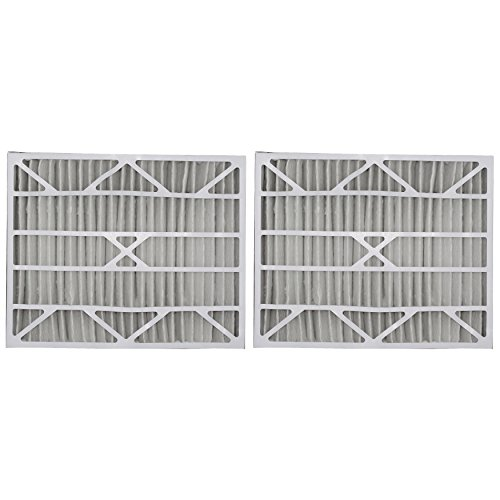Tier1 Replacement for Aprilaire 20x25x6 Merv 13 Models 2200 and 2250 Air Filter 2 Pack