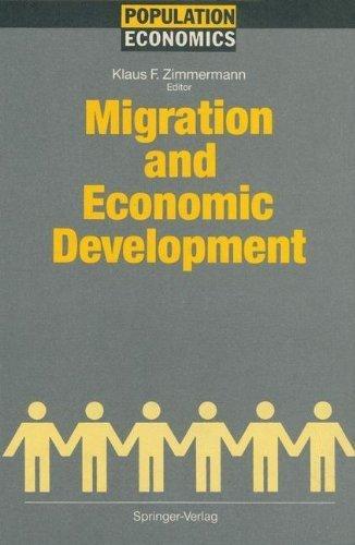 Download Migration and Economic Development (Population Economics) Pdf