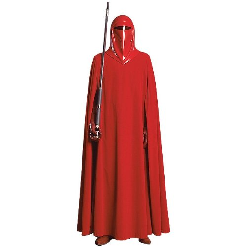 Rubie (Make Imperial Guard Costume)