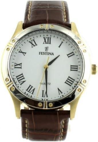Reloj Festina caballero bicolor F16372/3