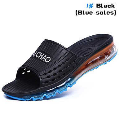 Zapatos de hombre casual-patinaje sintética en negro / azul / verde / rojo / azul / 1#/2# / Marina Marina