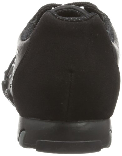 Sneakers Schwarz Noir Rieker femme 00 49027 Schwarz FX8Xqfw