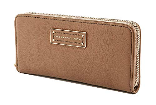Marc by Marc Jacobs Too Hot to Handle Slim Zip Around, Praline 1