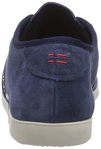 NAPAPIJRI FOOTWEAR Sadie - zapatilla deportiva de cuero mujer azul - Blau (navy blue N69)