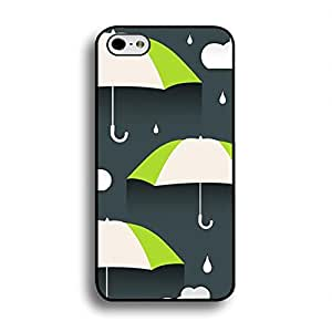 Blazing Umbrella Phone Case for Iphone 6/6s 4.7inch Official Theme Plastic Phone Accessory with Umbrella Style