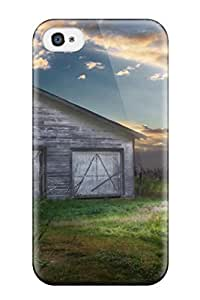 Eric J Green Iphone 4/4s Well-designed Hard Case Cover Barn Man Made Protector