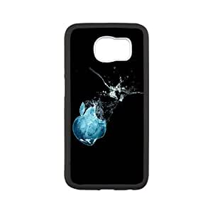 Apple Samsung Galaxy S6 Cell Phone Case White Phone cover F7615014