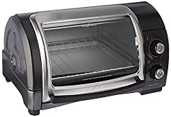 Hamilton Beach (31334) Toaster Oven, Pizza Maker, Electric, Black