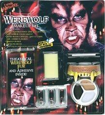 Morri (Werewolf Costume Makeup)