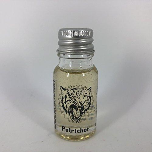 Emulsifiable Fragrance Oil, 10ml Glass Bottle, (Petrichor Fragrance)