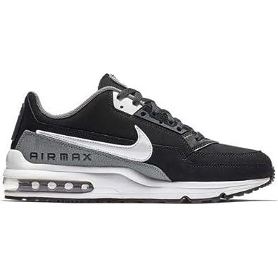 d3cb276329 Nike Herren Air Max LTD 3 Laufschuhe, Schwarz (Black/White-Cool Grey ...