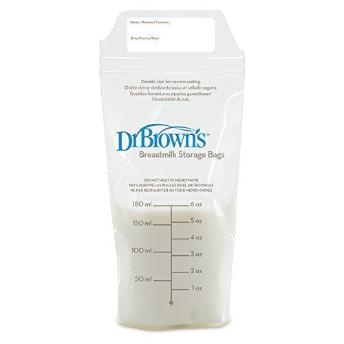 Dr Browns Breastmilk Storage Count