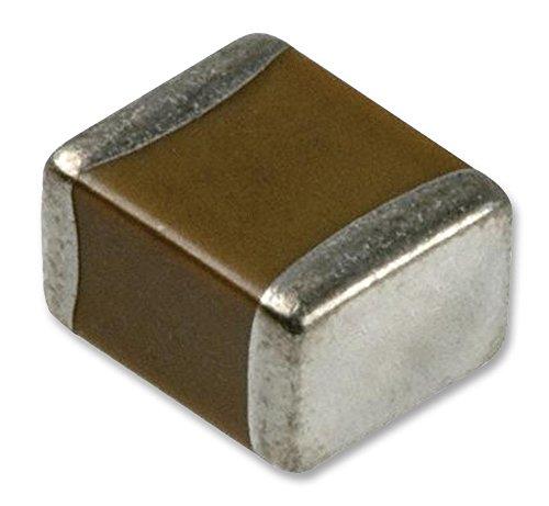 AVX 08055A100KAT2A 0805 10 pF 50 V ±10 % Tol. C0G/NP0 Surface Mount Multilayer Ceramic Capacitor - 500 item(s)