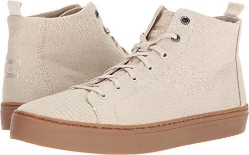 TOMS Men's The Lenox Mid Sneaker Natural Hemp/Gum (Lenox Natural)
