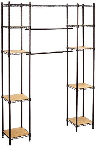 TRINITY Expandable Closet Organizer, (Expandable Closet Organizer)