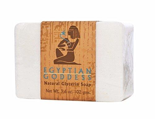 Auric Blends - Natural Glycerin Bar Soap Egyptian Goddess - 3.6 oz. ()