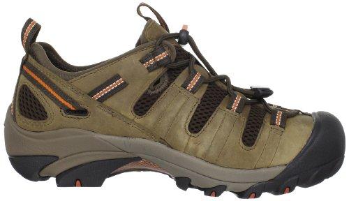 Désireux Utilitaire Mens Atlanta Fraîche Chaussures De Travail De Bout En Acier, Shiitake, 14 Nous Ee