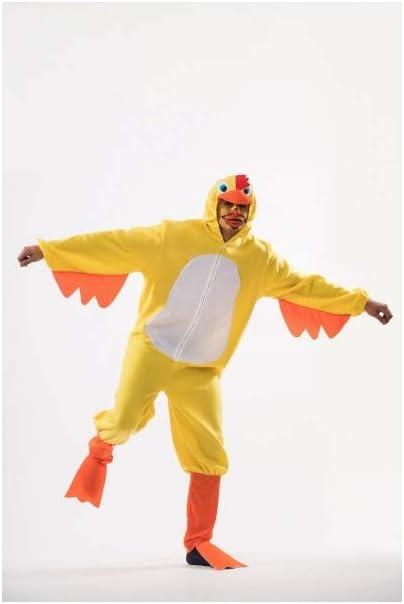 Otros Disfraz de Pollo para Adulto. Talla M/L: Amazon.es ...