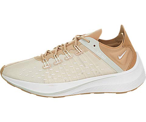 Nike Women's EXP-X14 Praline/Bio Beige/White Running Shoe 8 Women ()