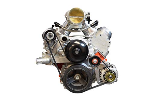 ICT Billet LS1 Camaro Alternator Bracket Factory Style Low Mount LSX LS American Made Billet Aluminum 5.7L Firebird LSX LS3 LS2 LQ4 LQ9 LS6 L92 L99 L33 LR4 551667-2